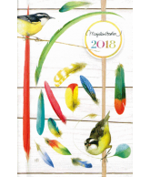 Agenda 2018 Marjolein Bastin mini small flowers