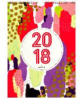 Kalender 2018 trend month