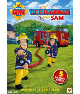 Brandweerman Sam - De verjaardag van Sam