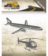 Amy Design daily transport snijmal through the air