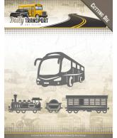 Amy Design daily transport snijmal public transport
