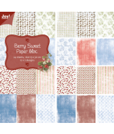 Joy papierblok berry sweet