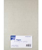 Joy Papierset Metallic taupe (a5 20vel)