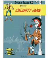 Lucky Luke calamity Jane