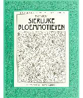 Kleurboek voor volwassenen - Sierlijke bloemmotieven