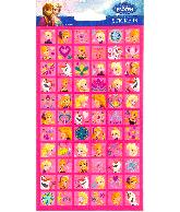 Sticker sheet paper Frozen (mini)