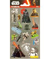 Sticker sheet Star Wars