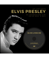 The Icon Series: Elvis Presley (boek+dvd)