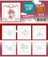 Stitch & Cards only set 36
