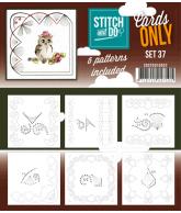 Stitch & Cards only set 37