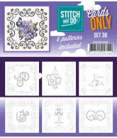 Stitch & Cards only set 38