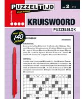 Puzzelblok Kruiswoord 4 punt nr.2