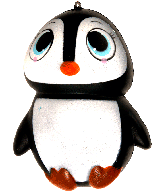 Squishy Pinguin
