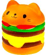 Squishy Hamburger (Kat)