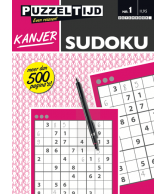Kanjer Sudoku nr.1