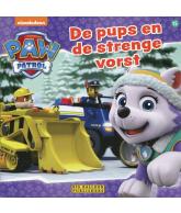 Paw Patrol Leesboekje 15 De pups en de strenge vorst
