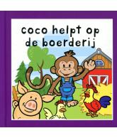 Coco helpt op de boerderij