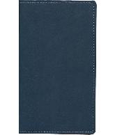 Pocket wallet zakagenda 2019: Blauw (418)