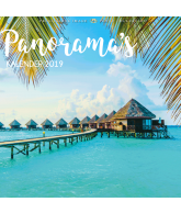 Kalender 2019: Panorama's