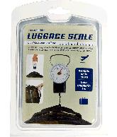 Bagage weegschaal met meetlint