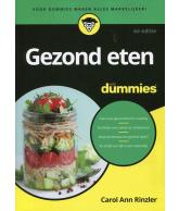 Gezond eten voor dummies