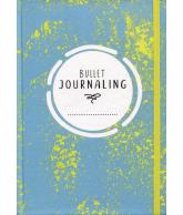 Bullet journaling verfspatten