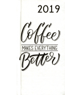 Agenda 2019: Coffee makes everything better