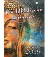 Scheurkalender 2019: Boeddistische wijsheden