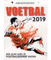 Scheurkalender 2019: Voetbal