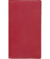 Pocket wallet zakagenda 2019: Bordeaux (604)
