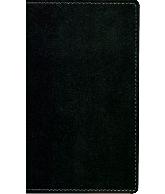 Pocket wallet zakagenda 2019: zwart (415)