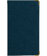Zakagenda Lincoln staand HK 2019: blauw (451)
