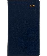 Zakagenda Lincoln staand 2019: blauw (430)
