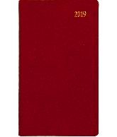 Zakagenda Lincoln staand 2019: cognac (432)
