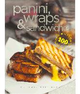 Culinary Notebooks Panini, wraps & sandwiches