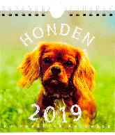 Postkaarten kalender 2019 Honden