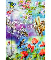Weekblok kalender 2019 Art Tiny Weijers