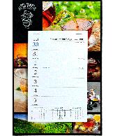 Weekblok kalender 2019 Tea time
