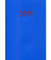 Zakagenda Promise soft 2019: donkerblauw nr 702