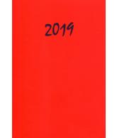 Zakagenda Promise soft 2019: rood nr 701