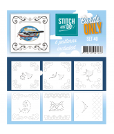 Stitch & Cards only set 40