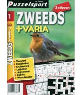 Puzzelpocket 50/50 zweeds + varia 2 stippen nr 1