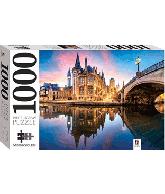 Puzzle Gent Belgium 1000 pcs
