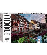 Puzzle Colmar, France 1000 pcs