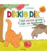 Dikkie Dik Het eerste grote kijk- en leesboek