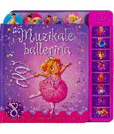 Muzikale Ballerina (Geluidsboek)