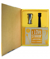 I love stirrin