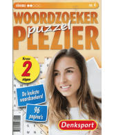 Puzzelplezier woordzoeker 2 ster nr 4