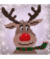 Diamond Dotz Christmas reindeer