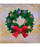Diamond Dotz Christmans Wreath
